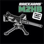 BrickArms M2HB + M3 Tripod