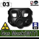 Gas Mask(M17)