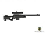 "CombatBrick Long range precision sniper rifle - ""Lord"""
