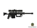 CombatBrick Interceptor - Long Range Sniper Rifle System