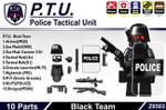 - P.T.U (Police Tactical Uni) Team Pack