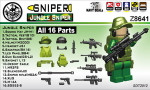 - Jungle Sniper Pack