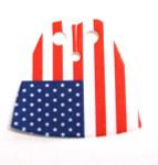 American Flag Standard Cape