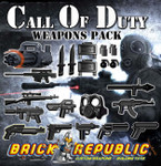 Brick Republic Call Of Duty Pack