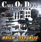 Brick Republic Call Of Duty Pack