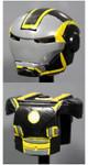 Clone Army Customs MK Grid Yellow Helmet & Armor