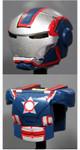 Clone Army Customs MK Merica Helmet & Armor