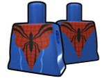 Arealight Torso with Arachne Dress Blue