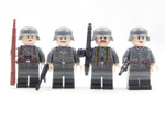 Custom Minifigure - WWII German Team
