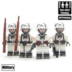 Custom Minifigure - German Winter Team