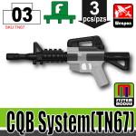 SI-DAN Black CQB System (TN67)