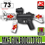 SI-DAN Black MX5 Gun Body (TO27)