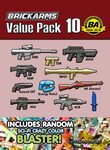 BrickArms Value Pack 10