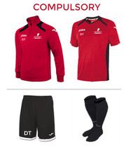 Priestley College Kit Bundle (With Badge & Initials)