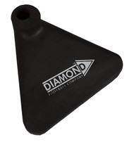 Diamond Corner Pole Base