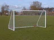 Aluminium FREESTANDING Mini Soccer goal 12ft x 6ft