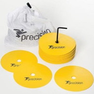 Precision Flat Rubber Marker Discs (set of 20)