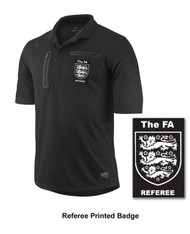FA Referee Printed Badge