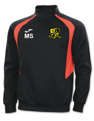 Chorley Ladies Training Kit Half Zip Sweatshirt