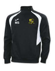 Chorley Ladies Coaches Training Kit Half Zip Sweatshirt