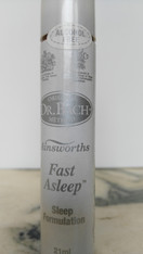 Ainsworths great fast sleep spray 21ml, alcohol free.