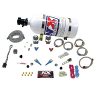 Dodge 92-95 V-8 TBI Dual Nozzle Nitrous Kit w/10LB Bottle