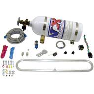 N-Tercooler Spray Ring System for CO2 w/ 10LB Bottle (Remote Mount Solenoid)