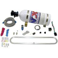 N-Tercooler Spray Ring System w/ 10LB Bottle (Remote Mount Solenoid)