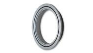 """Aluminum V-Band Flange for 3.5"""" O.D. Tubing (Single Flange)"""