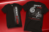Boost Lab T-Shirt (NEW STYLE)
