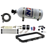 Holley High Ram Plenum Plate System w/ 10lb Bottle