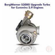 S300GX Upgrade Turbo for Cummins 5.9 Engines