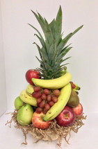 Delectable fruit basket