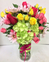 Blooms in Fashion Bouquet
