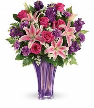 Teleflora's Luxurious Lavender