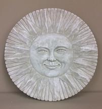 """""""Beautiful Sun"""" Concrete Plaque"""