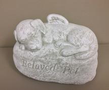 """""""Beloved Pet"""" Dog Statue"""