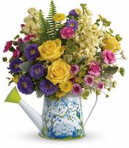 Teleflora's Sunlit Afternoon Bouquet