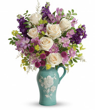 Teleflora's Artisanal Beauty Bouquet