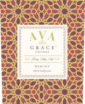 Ava Grace Vineyards, Merlot