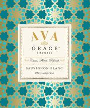 Ava Grace Vineyards, Sauvignon Blanc