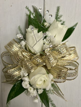 3 bloom child size wrist Corsage