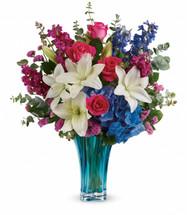 Teleflora's Ocean Dance Bouquet