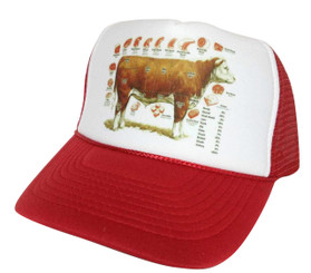 As shown in photo Red/white back