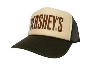 As shown in photo then color of the hat . ex. Black/Tan front
