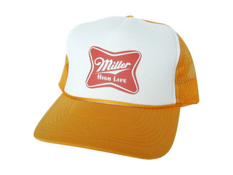 As shown in photo then color of the hat . ex. Gold/white front