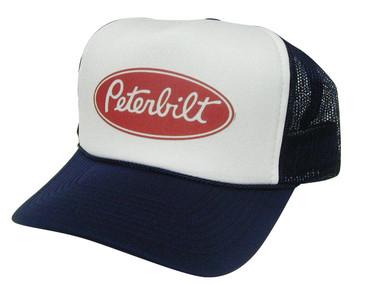 f9af73ab5a3 peterbilt logo hat peterbilt peterbilt hat peterbilt gifts etsy  as shown  in photo then color of the hat . ex. black white front