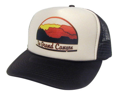 d0aa91a4 THE GRAND CANYON Trucker hat - Vacation, Places, people & More Trucker Hats