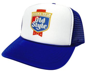 Old Style Beer Trucker Hat - Liqueur  0ecfb053d3c