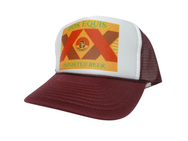 As shown in photo Maroon/white front